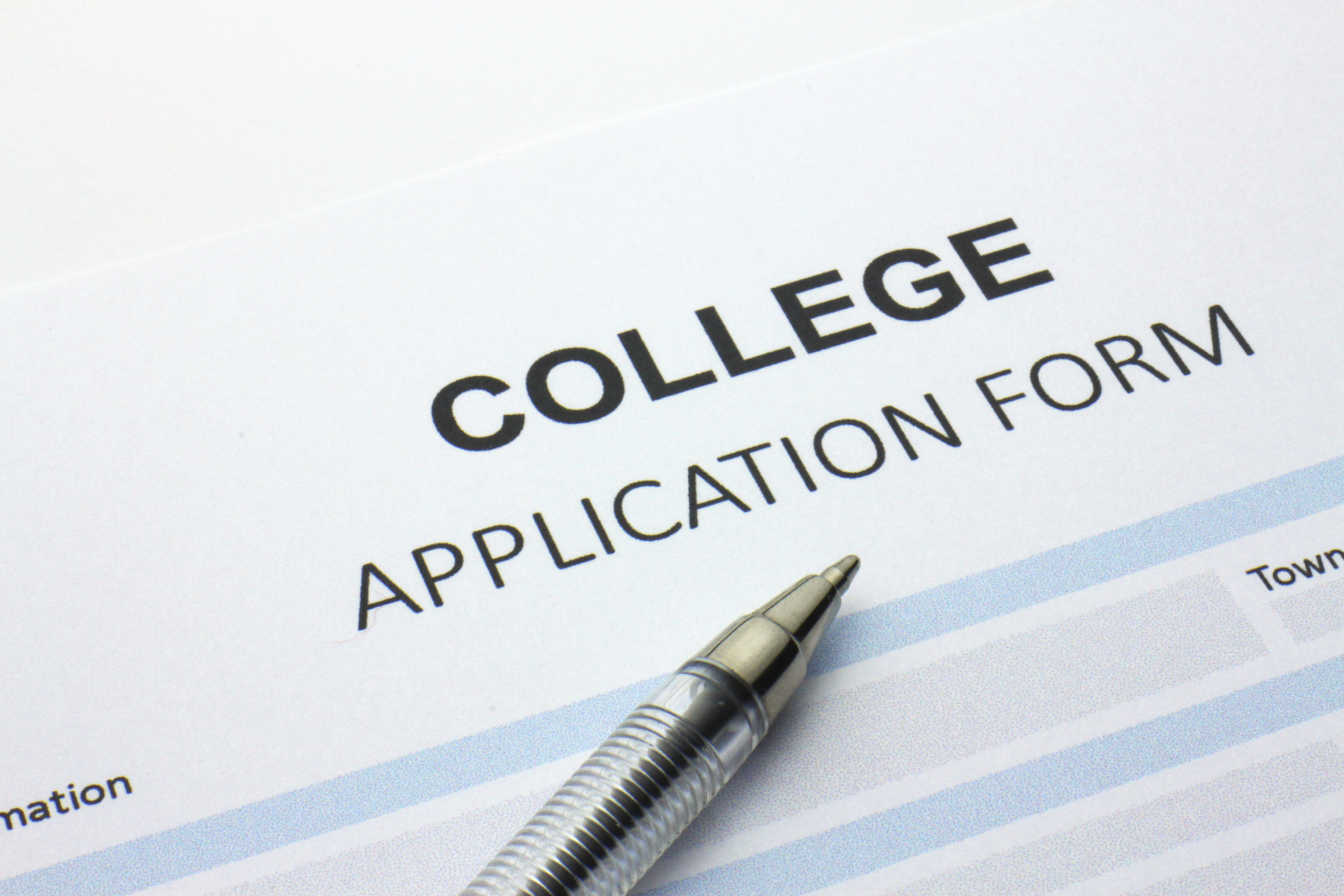 Advice with college applications? (Extenuating circumstances)?
