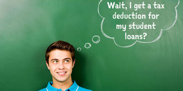 Claim Student Loan Tax Credits